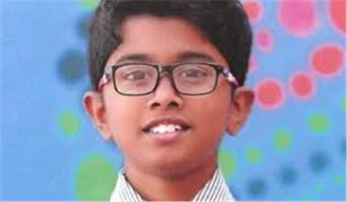 महज 13 साल के भारतीय 'आदित्यन' ने दुबई में दिखाया कमाल, बने साॅफ्टवेयर कंपनी के मालिक