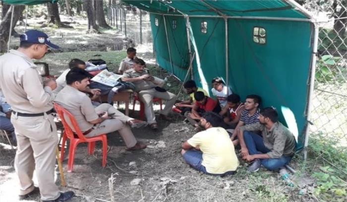 बागेश्वर : मिलिट्री इंटेलिजेंस ने फर्जी डॉक्यूमेंट के साथ सेना भर्ती के लिए आए 7 युवक दबोचे , यूपी - हरियाणा के हैं सातों युवक