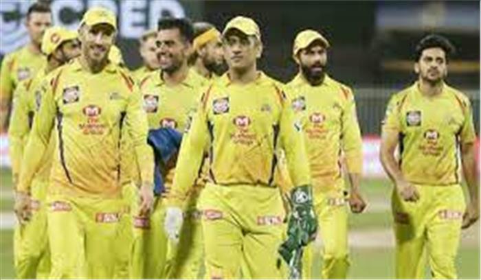 IPL पर कोरोना की चोट , अब CSK Vs RR के बीच कल होने वाला मैच भी टला , आज मुंबई-हैदराबाद से दिल्ली में भिड़ेगी