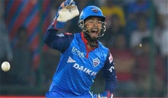 IPL 12 संस्करण - ऋषभ पंत के मुंह से निकले बोल पर गहराया विवाद , ललित मोदी बोले - ये तो मैच फिक्सिंग है