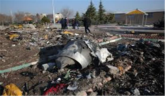 ईरानीसेना ने माना - मानवीय भूल के चलते एयरक्राफ्ट को हमने निशाना बनाया , जताया शोक