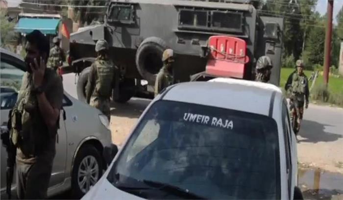 अनंतनाग में आंतकियों ने की J&K बैंक की बराकपोरा शाखा में लूट की कोशिश, कुपवाड़ा में दो आतंकी ढेर