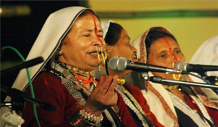 देवभूमि की मशहूर गायिका बसंती बिष्ट को मिला पद्मश्री सम्मान,जागर को दिलाई नई पहचान
