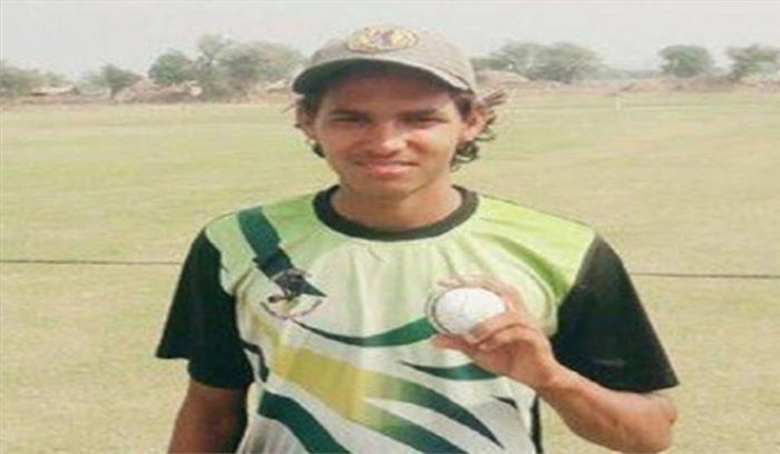 राजस्थान के आकाश ने किया कमाल, 4 ओवर में बिना कोई रन दिए सभी 10 खिलाड़ियों को भेजा पवेलियन