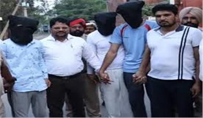 पुलिस के हत्थे चढ़े दिल्ली को दहलाने वाले 3 कश्मीरी आतंकी, जालंधर के इंजीनिरिंग काॅलेज से दबोचा