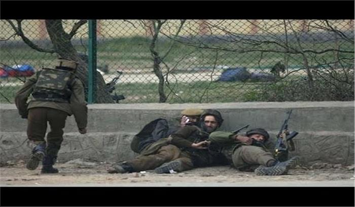 सैन्य कार्रवाई में 3 आतंकी ढेर, एक जिंदा गिरफ्तार, श्री अमरनाथ यात्रियों पर हमला करने वाला गुट पूरी तरह ढेर