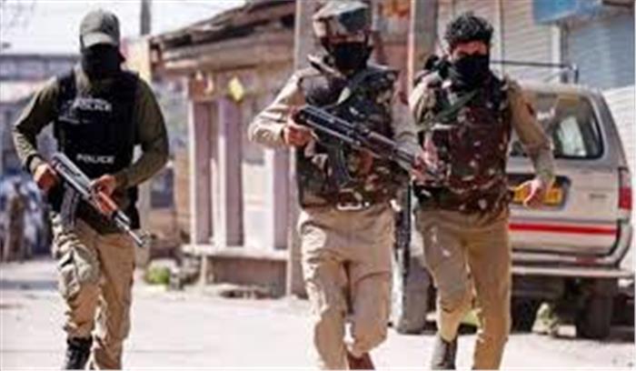 अनंतनाग के बिजबिहाड़ा में आतंकी पुलिस पर हमला कर हुए फरार, सुरक्षाबलों का सर्च आॅपरेशन जारी