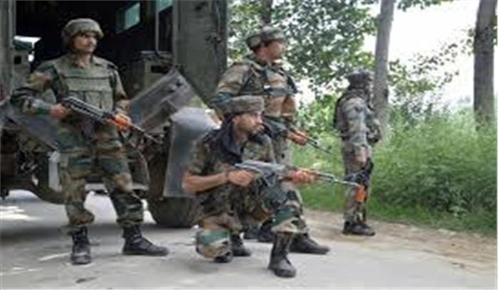 बांदीपोरा में सुरक्षाबलों और आतंकियों के बीच मुठभेड़ जारी, लश्कर के 2 आतंकी ढेर