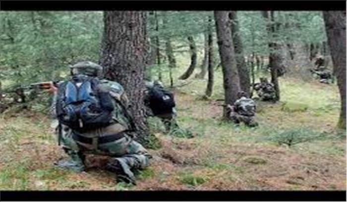 बांदीपोरा में सुरक्षाबलों और आतंकियों के बीच मुठभेड़ जारी, 2 आतंकी ढेर, 1 जवान भी शहीद