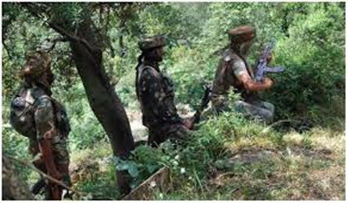 बांदीपोरा के जंगलों में सेना पर आतंकियों का हमला, 2 जवान घायल