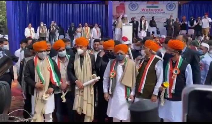 कांग्रेस के जी 23 नेताओं ने सोनिया गांधी को फिर भेजा लेटर बम  पार्टी में फिर विद्रोह के सुर