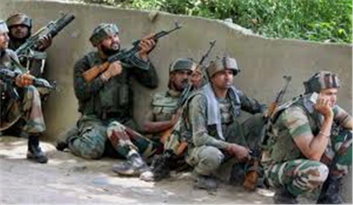 Breaking News - सेना का ऑपरेशन ऑलआउट पार्ट-2 शुरू , सोमवार सुबह बिजबेहारा में छिपे आतंकियों को घेरा, 2 आतंकी बांदीपोरा में ढेर