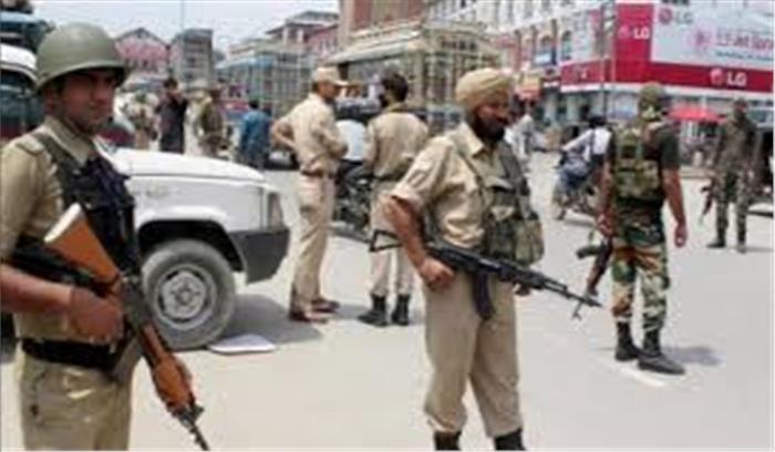 जम्मू पुलिस ने दिल्ली को दहलाने की साजिश को किया नाकाम, आतंकी को 8 ग्रेनेड के साथ किया गिरफ्तार