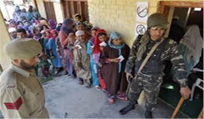 जम्मू कश्मीर के पंचायत चुनाव में खिला कमल, 5 उम्मीदवारों के खिलाफ नहीं उतरा कोई