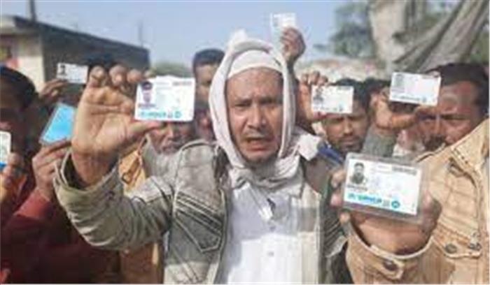 जम्मू में रोहिंग्या मुसलमानों को बसाने के लिए पाकिस्तान - यूएई कर रहे फंडिंग , वेरिफिकेशन में कई दबोचे गए