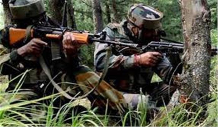 बारामुला के राफियाबाद में सुरक्षाबलों और आतंकियों के बीच मुठभेड़ जारी, 2 आतंकी ढेर 1 जवान घायल