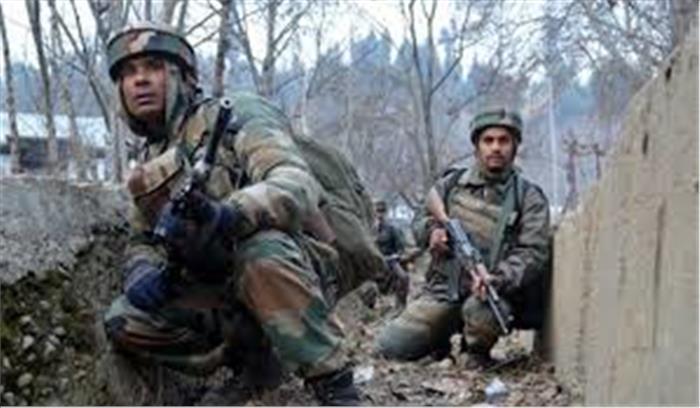 शोपियां में सुरक्षाबलों और आतंकियों के बीच मुठभेड़, 2 आतंकी को उतारा मौत के घाट