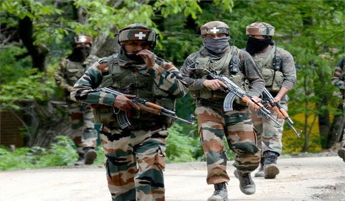 LIVE - अनंतनाग में CRPF - पुलिस टीम पर आतंकी हमला , आतंकियों की फायरिंग में 5 जवान शहीद ,  2 आतंकी ढेर