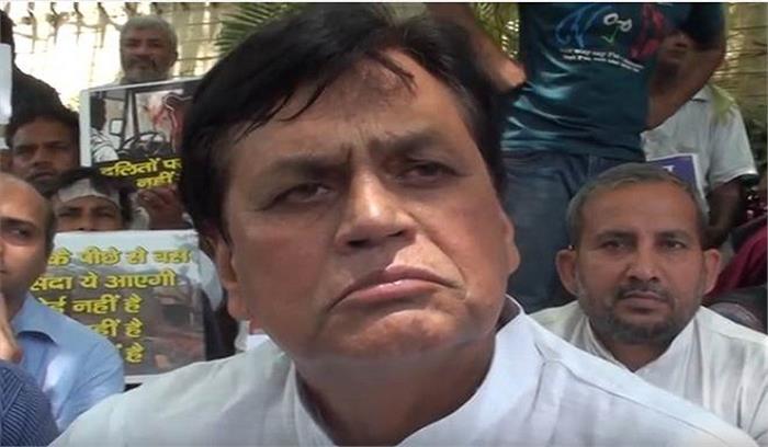 सोनिया गांधी की बैठक में शामिल होने वाले जदयू सांसद अली अनवर पार्टी से निलंबित