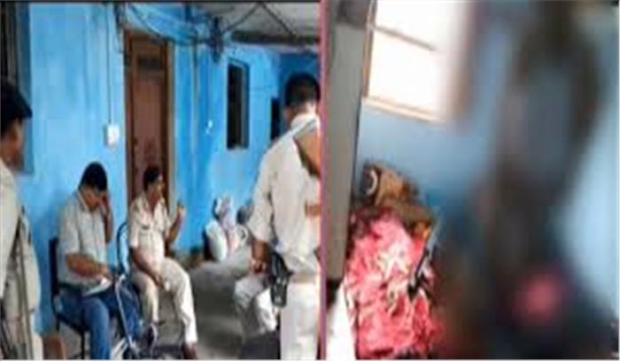 कांके में भी दोहराया गया 'बुराड़ी कांड', एक ही परिवार के 7 लोगों ने की आत्महत्या