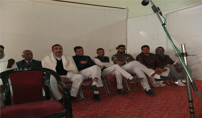 उपचुनाव LIVE - रामगढ़ में कांग्रेस उम्मीदवार को अच्छी बढ़त तो जींद में जारी है कांटे की टक्कर