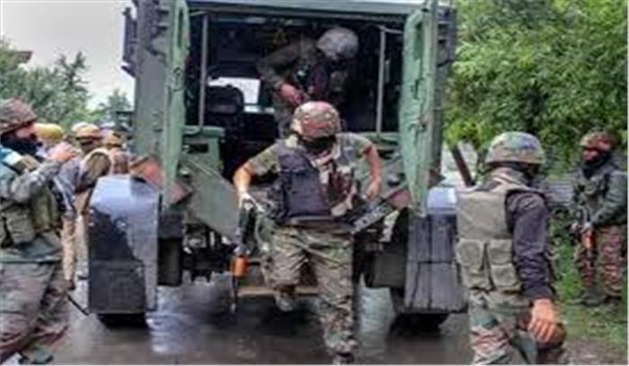 26 जनवरी पर आत्मघाती और ग्रेनेड हमले की साजिश बनाए बैठे जैश के 5 आतंकी श्रीनगर से गिरफ्तार
