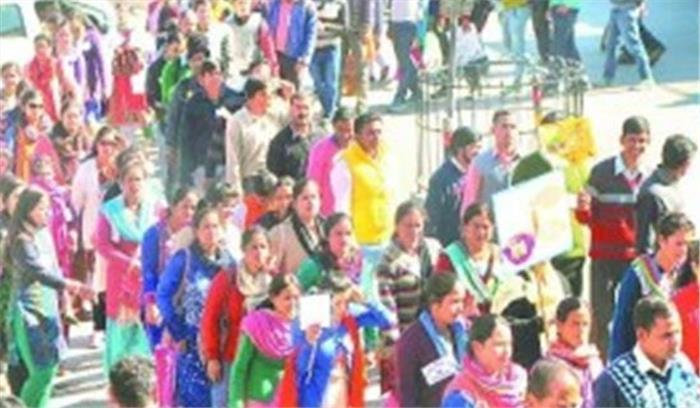 विभागीय चूक से करीब 13 हजार शिक्षकों के सामने नौकरी का संकट, सरकार ने की राहत देने की मांग