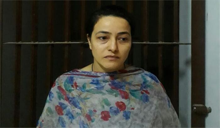 हनीप्रीत की रिमांड खत्म,पंचकूला कोर्ट ने 14 दिनों की न्यायिक हिरासत में भेजा, अंबाला जेल में रहेगी