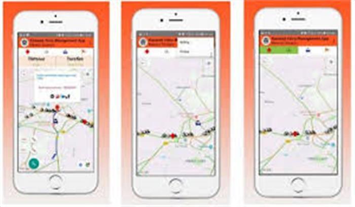 मेरठ प्रशासन ने कांवड़ियों की सुरक्षा के लिए लाॅन्च किया मोबाइल एप, बस एक क्लिक पर मिलेगी सारी जानकारी