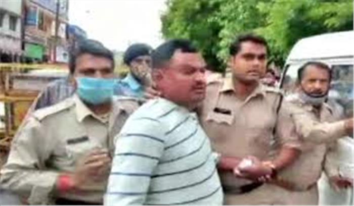 विकास दुबे ने गिरफ्तारी के समय बुलाया बिट्टू भैया को  पुलिस जांच में जुटी कौन है ये भैया