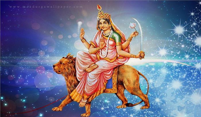 नवरात्रे के छठे दिन जानिए मां कात्यायनी के शत्रुहंता स्वरूप को और उनके पूजन का विधान