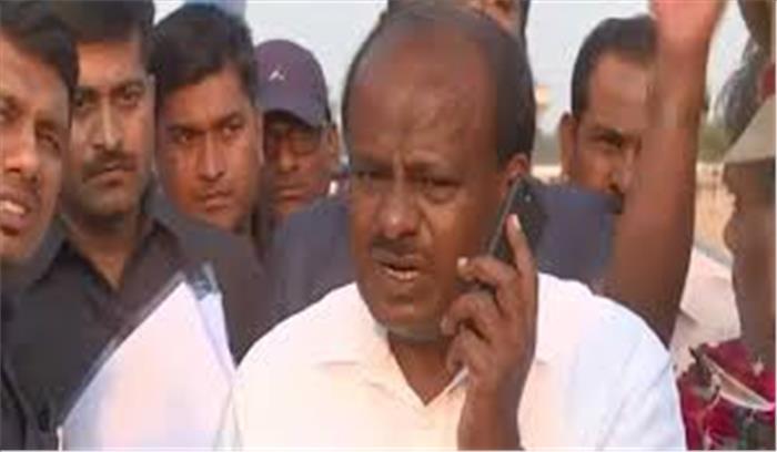 कर्नाटक के मुख्यमंत्री ने दिया हमलावरों को गोली मारने का आदेश, वीडियो हो रहा वायरल