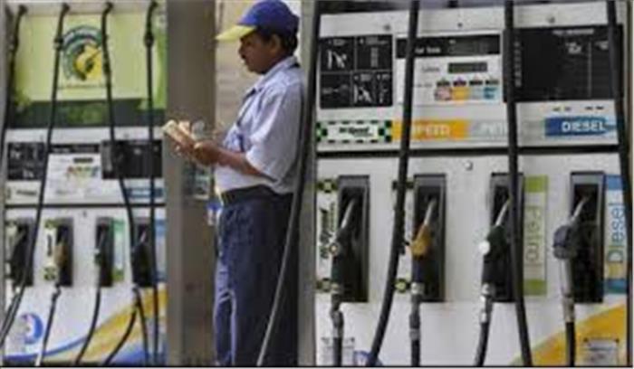 कर्नाटक चुनाव खत्म होते ही पेट्रोल-डीजल की कीमतों में आया उछाल, 17 पैसे का हुआ इजाफा