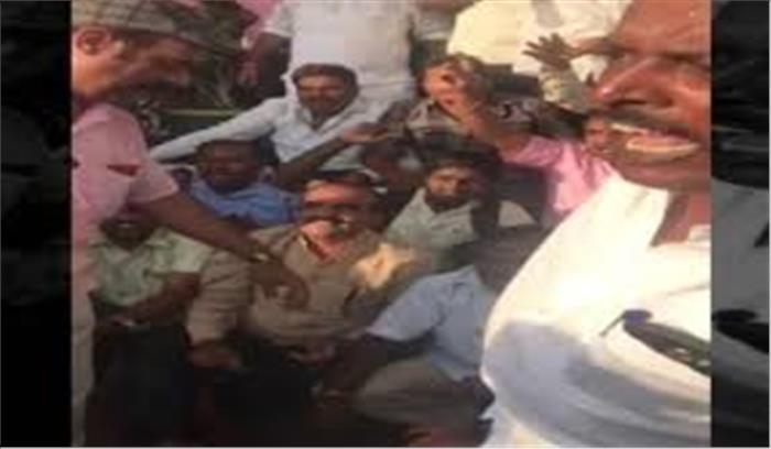 कर'नाटक' की राजनीति में कांग्रेस ने भाजपा पर आरोप लगाते हुए छोड़ा ऑडियो बम, येदियुरप्पा के बेटे का आॅडियो किया जारी