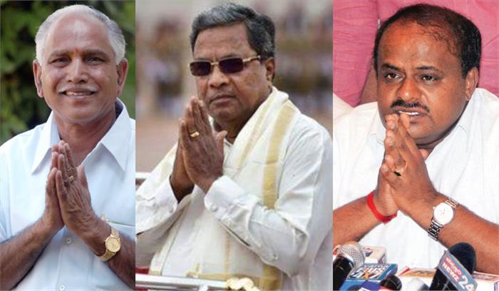 भाजपा ने गोवा-मणिपुर में चला था जो दांव, कर्नाटक में उल्टा पड़ा गले , अब राज्यपाल अपने विवेक से देंगे सरकार बनाने का निमंत्रण