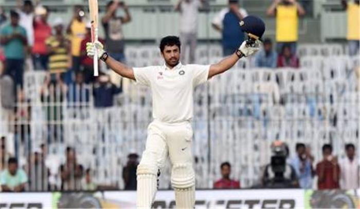करुण नायर ने एक और उपलब्धि की अपने नाम, टी-20 टूर्नामेंट में 48 गेंदों में जड़ा सैकड़ा