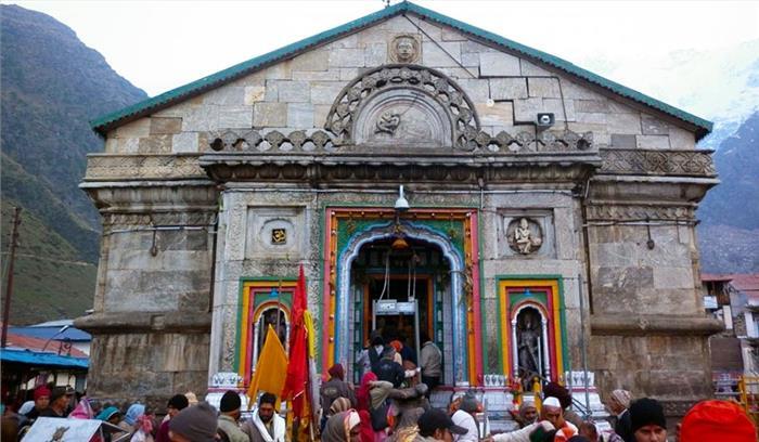 केदारनाथ मंदिर के गर्भगृह की दीवारों और खंभों में जड़ेंगे चांदी, दिल्ली के व्यापारी ने 2 क्विंटल चांदी का किया दान