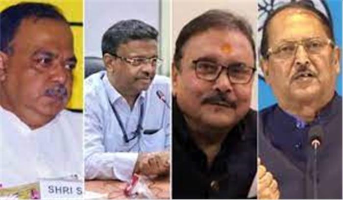 कोलकाता हाईकोर्ट का आदेश , ममता सरकार के दो मंत्रियों समेत चारों नेताओं को हाउस अरेस्ट करें