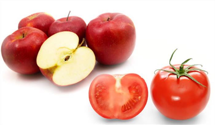 सेब और टमाटर का रोजाना करें खाने में इस्तेमाल, नहीं दिखेगा चेहरे पर धूम्रपान का असर
