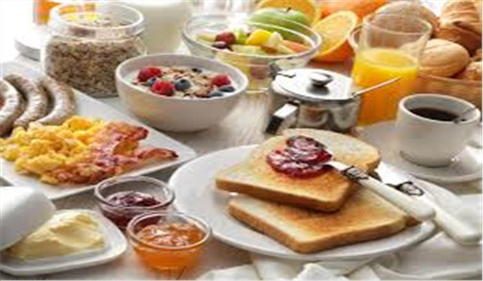 नाश्ते में भरपेट खाएं - मोटापे को दूर भगाएं