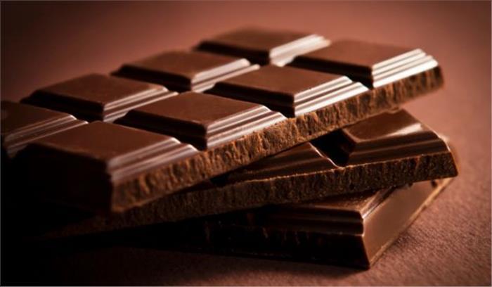 वजन कम करने वालों को चाॅकलेट से नहीं करना पड़ेगा परहेज, रक्तचाप और कोलेस्ट्राॅल भी रहेगा नियंत्रण में