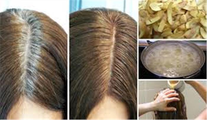 सफेद होते बालों को काला करने के लिए अपनाएं ये घरेलु उपाय