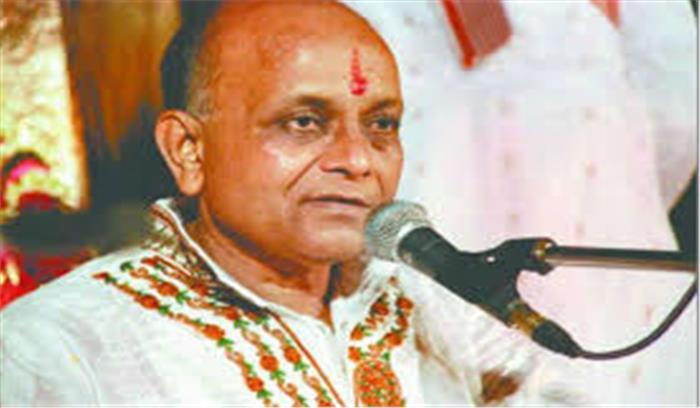 मशहूर भजन गायक विनोद अग्रवाल नहीं रहे, मथुरा के अस्पताल में ली अंतिम सांस