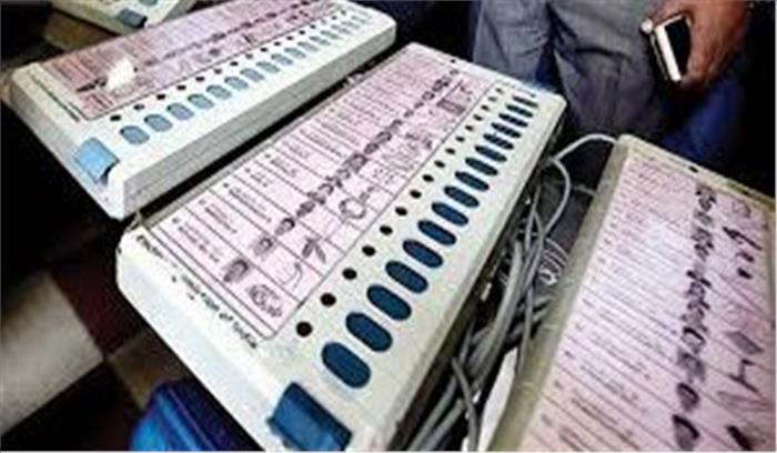 loksabha election phase -2 का मतदान आज  11 राज्य - एक केंद्र शासित राज्य की 95 सीटों पर पड़ेंगे वोट