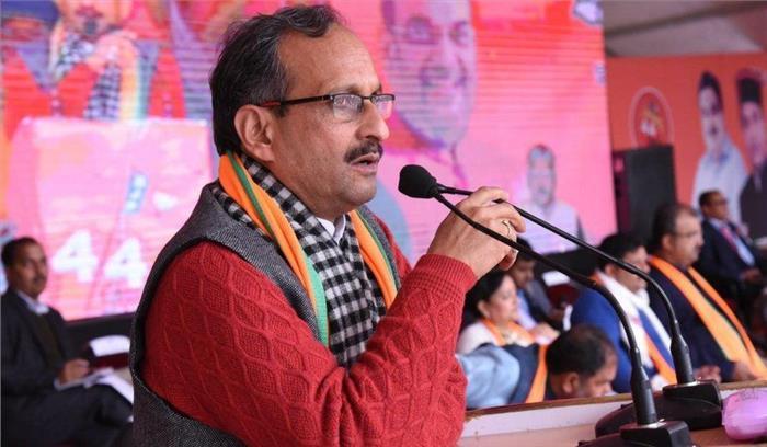 चुनावों में गंदी हुई जुबानी जंग , हिमाचल में भाजपा अध्यक्ष ने राहुल गांधी को दी मां की गाली