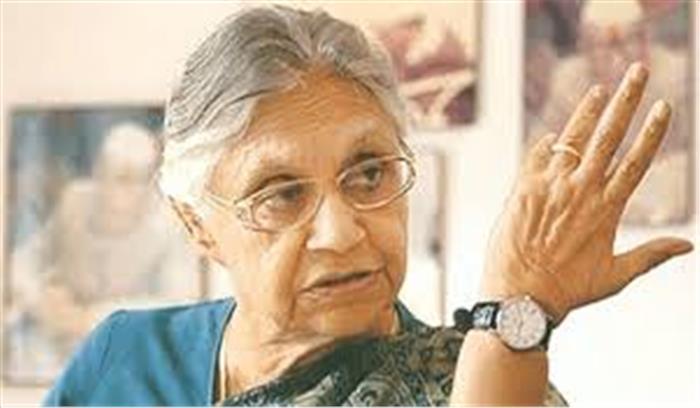 दिल्ली में 'कांग्रेस-आप' गठबंधन की कवायद तेज, शीला बोलीं हाईकमान का फैसला मंजूर