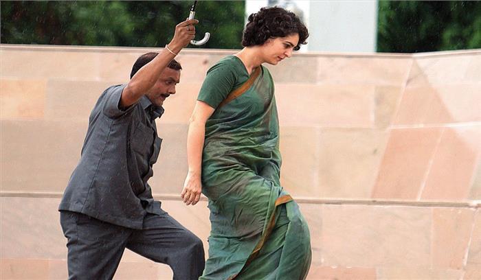 loksabha Election - भाजपा को अकेले पूर्ण बहुमत , राहुल गांधी से मिलने पहुंची प्रियंका गांधी वाड्रा