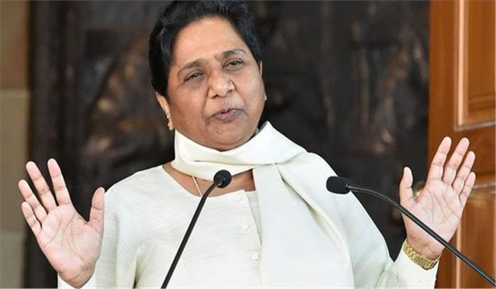 मुलायम सिंह के लिए मैनपुरी जाकर चुनाव प्रचार करेंगी मायावती , खुद नहीं लड़ेंगी चुनाव!