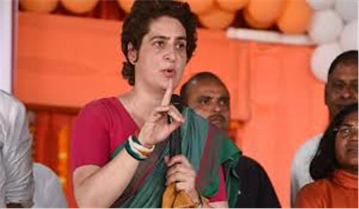 प्रियंका गांधी वाड्रा बोलीं - राजनीति सिर्फ जीतने के लिए नहीं , मैंने यूपी में चुन-चुनकर उम्मीदवार चुने, वो जीतेंगे या भाजपा के वोट काटेंगे