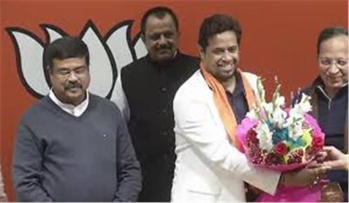 लोकसभा चुनाव से पहले टीएमसी को झटका, सौमित्र खान ने 'दीदी' का साथ छोड़कर थामा भाजपा का दामन